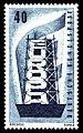 DBP 1956 242 Europa 40Pf.jpg
