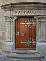 DEU BaWü Ueberlingen Rathaus-Eingangstuer.jpg