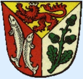 Rommersheim (Wörrstadt) - Image: DEU Rommersheim Rheinhessen COA