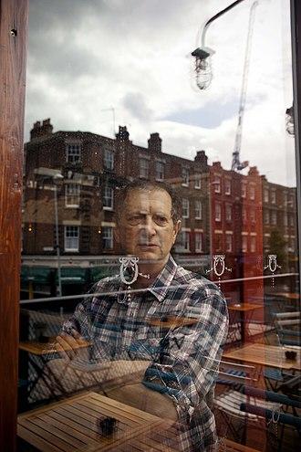 David Lan - David Lan. Photo by David Sandison.