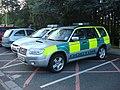 DOCTORs vehicle at West Suffolk hospital 013.jpg