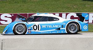 Scott Pruett - Pruett / Memo Rojas' 2011 Daytona Prototype