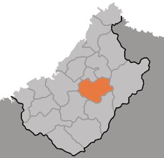 Songgan County County in Chagang Province, North Korea