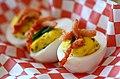 Da Lobsta deviled eggs KCI 2253 (14007528670).jpg
