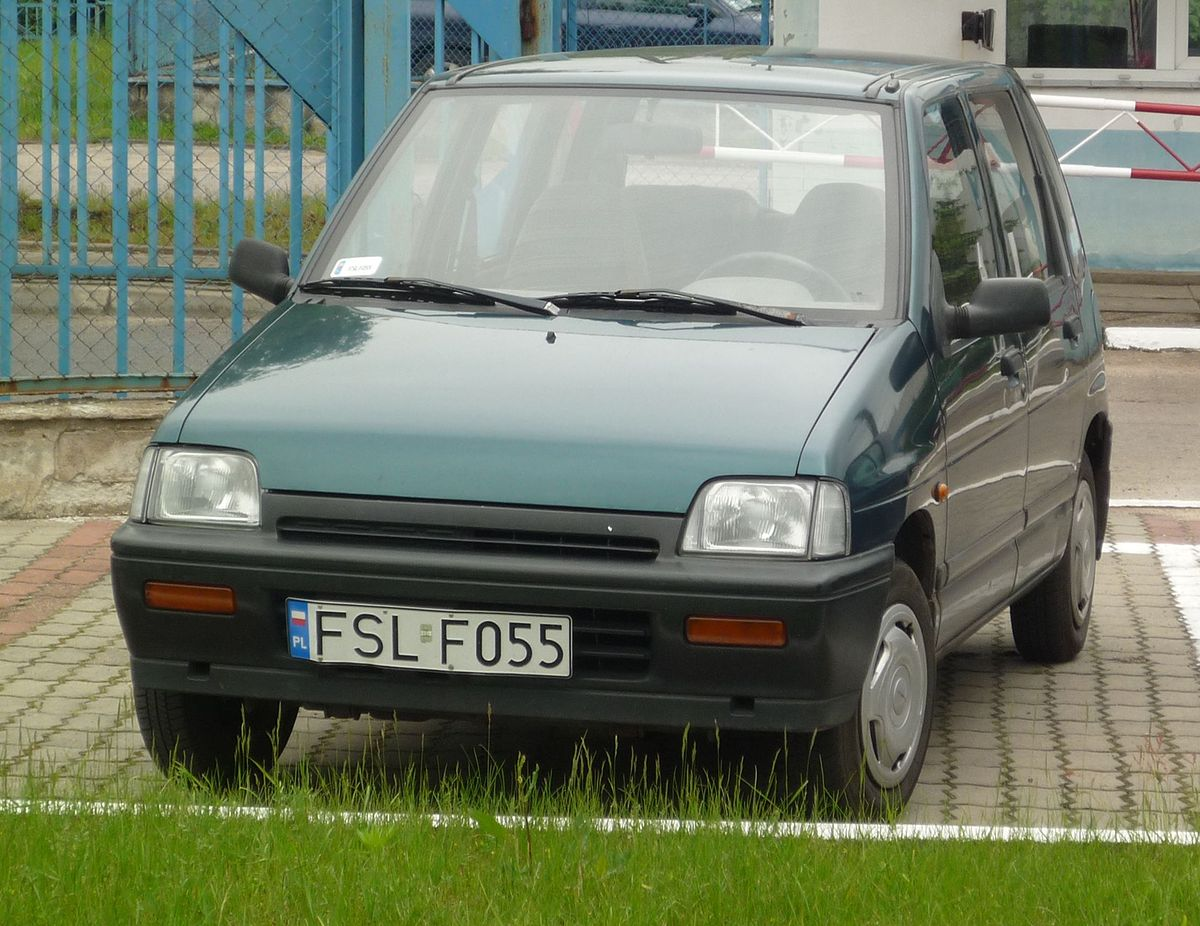 Auto Suzuki Alto