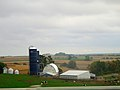Dairy Farm with Harvestore® Silos - panoramio.jpg