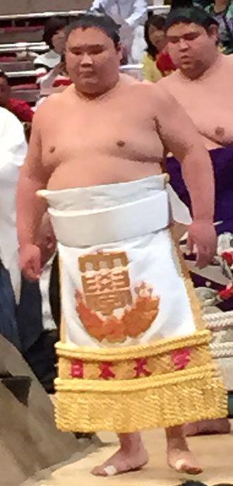 Daishōmaru Shōgo - Image: Daishomaru 2015 May