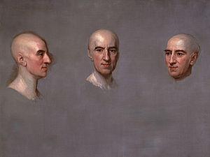Daniel Finch, 2nd Earl of Nottingham - Daniel Finch, 2nd Earl of Nottingham, by Sir Godfrey Kneller, c. 1720
