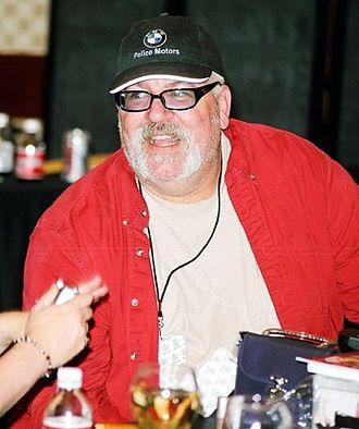 Carnivàle - Show creator Daniel Knauf