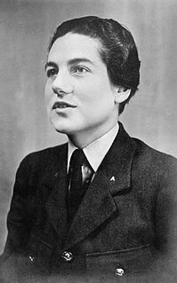 Daphne Pearson Womens Auxiliary Air Force officer; George Cross & Empire Gallantry medals recipient