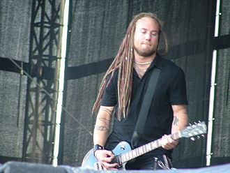 Martin Henriksson - Martin Henriksson of Dark Tranquillity