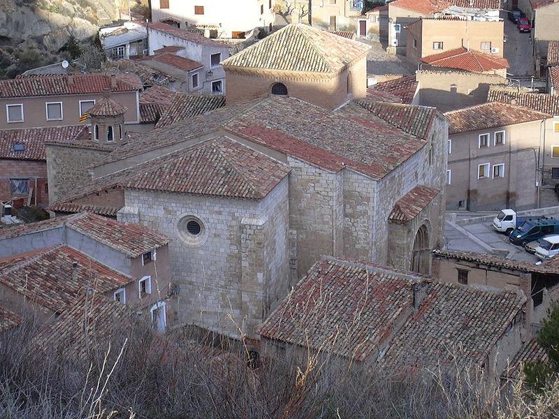 File:Daroca - Iglesia de San Miguel.JPG