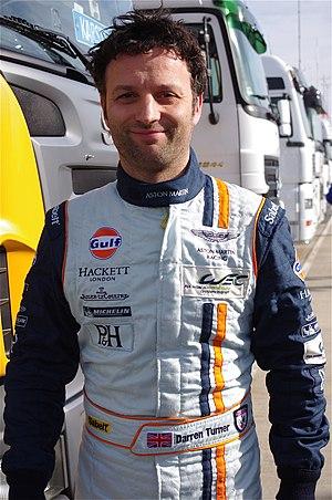 Darren Turner - Darren Turner in 2013