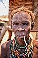 Dassanech Woman, Omerate, Ethiopia (15010264864).jpg