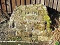 Date stone - geograph.org.uk - 433685.jpg