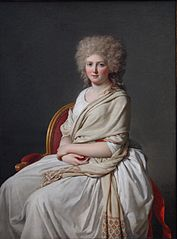 Anne-Marie-Louise Thélusson, Countess of Sorcy (David)