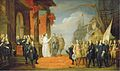 David Teniers (I) - Charles V leaving the town of Dort.jpg