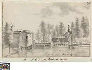 De Sint-Katelijnepoort te Brugge