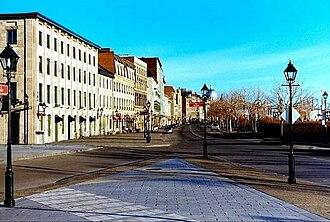 Rue de la Commune - Image: Delacommune