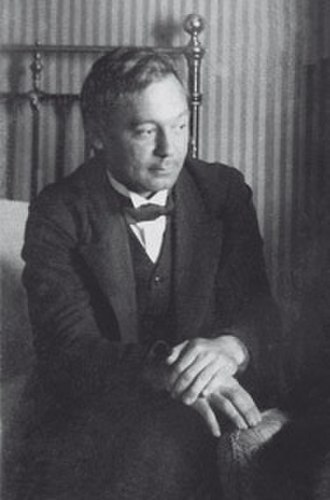 Boris Delaunay - Image: Delone cropped 1924