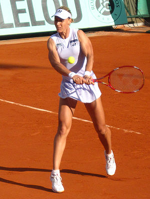 2009 WTA Tour Championships - Elena Dementieva won the 2009 US Open Series