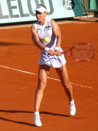 2009 WTA Tour Championships - Elena Dementieva won the 2009 US Open Series