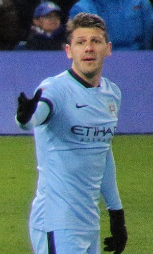 Martín Demichelis - Demichelis with Manchester City in 2015