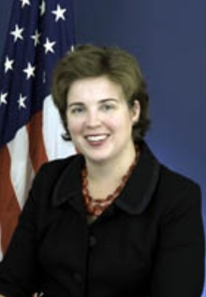 Denise Krepp - Image: Denise Krepp, Chief Counsel, U.S. Maritime Administration