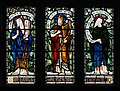 Derry St Columb's Cathedral Side Chapel Bishop William Alexander Memorial Window Lower Lights 2013 09 17.jpg
