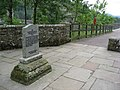 Derwent Dam - Memorial to Tip the Sheepdog - geograph.org.uk - 870741.jpg