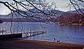 Derwentwater at Keswick, 1963 - shore (134081547).jpg