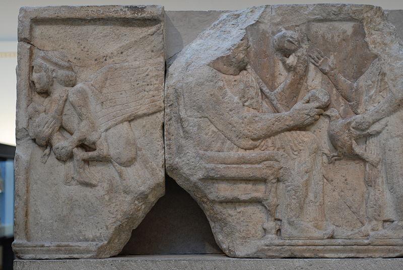 File:Detail harpy tomb lycia III.JPG