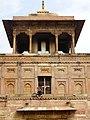 Detail of Shah Begum Mausoleum - Khusru Bagh Park - Allahabad - Uttar Pradesh - India (12564587284).jpg