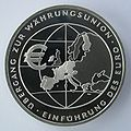 German commemorative coins - Monetary Union IMG 2613.jpg