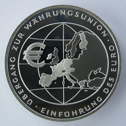 Gedenkmünzen Der Bundesrepublik Deutschland Wikiwand