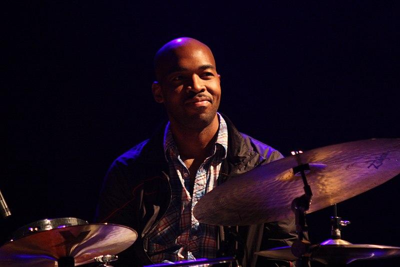 File:Deutsches Jazzfestival 2013 - Dave Holland Prism - Eric Harland - 02.JPG