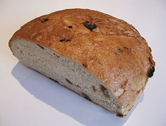Easter bread - German Osterbrot