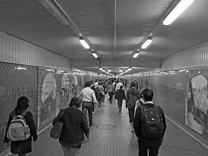 Devonshire Street Tunnel - Image: Devonshire Street tunnel (10266117563)