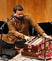 Dhruv Sangari (Bilal Chishty) in concert.jpg