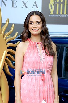 Dia Mirza in grace the IIFA 2020 press conference (5).jpg