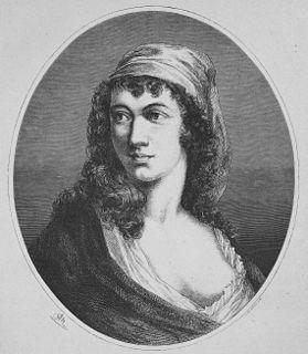 Theroigne de Mericourt woman figure in the French Revolution