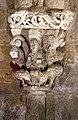 Die Romanischen Kapitelle in der Eglise Notre-Dame de la Fin-des-Terres in Soulac. 04.jpg