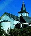 Die ev. Kirche in Laubach wurde um 1858 erbaut - panoramio.jpg