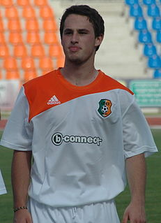 Diego Ferraresso Brazilian-born Bulgarian footballer