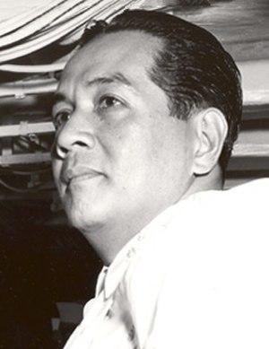 Philippine presidential election, 1961 - Image: Diosdado Macapagal USS Oklahoma City 1962 cropped