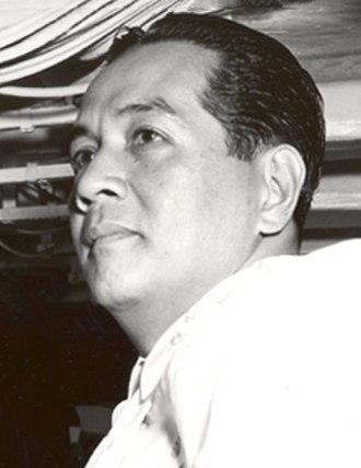 Philippine presidential election, 1965 - Image: Diosdado Macapagal USS Oklahoma City 1962 cropped