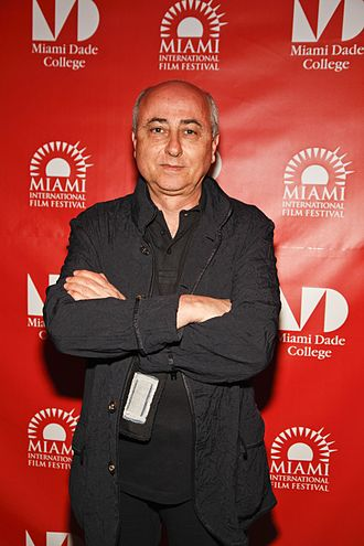 Roberto Faenza - Faenza at the 2012 Miami International Film Festival presentation of Someday This Pain Will Be Useful to You