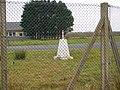 Display Plinth at Llanbedr Airfield - geograph.org.uk - 1079325.jpg