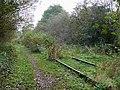 Disused Railway near Horse Bridge, Staffordshire - geograph.org.uk - 594883.jpg