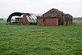 Disused buildings behind Coastguard Cottages - geograph.org.uk - 297418.jpg